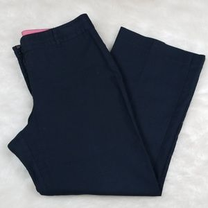The Limited stretch crop pant